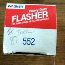 Wagner  12 VOLT FLASHER 552