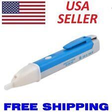 LED AC Electric Voltage Tester Power Detector Sensor Non-Contact Pen 90-1000V