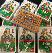 ASS 70205 Skat deutsches Bild Kunststoffetui