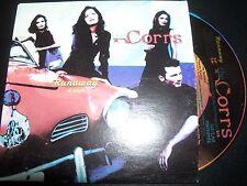 The Corrs Runaway Australian 3 Track Card Sleeve CD Single