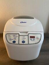 New listing Oster Expressbake Bread Maker Machine Model 5838 2lb