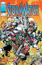 Stormwatch #1 March 1993 First Printing Image Comics