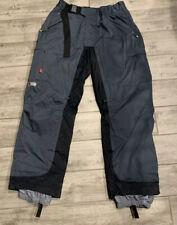 Spyder XT 5000 Team Venom Snowboarding Pants Mens XL Grey Black