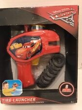 "Disney Pixar Cars 3 "" Tire Launcher"" - New"