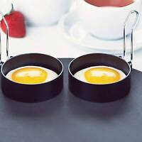 Stainless Steel Fried Non Stick Egg Ring Pancake Mould Mold Cooking Kitchen Tool