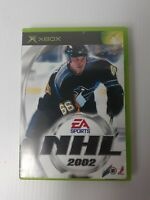 NHL 2002 - EA Sports Hockey - Complete - Tested & Works - Original Xbox