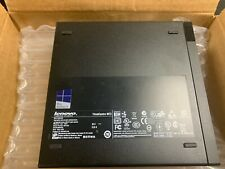 Lenovo Thinkcentre M73 Tiny 4th gen Core i5-2.9GHz 8GB RAM 500GB HD