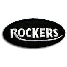 Rockers Patch Iron on Chopper Biker Rider Music Gothic Aufnäher Kutte Jacket Sew