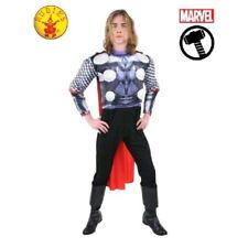Thor Mens Costume SZ L with Muscles The Mighty Avenger Marvel