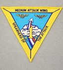 USN Navy patch 725: Medium Attack Wing 1Original Period Items - 10953