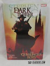 THE DARK TOWER The Gunslinger Born NEW Marvel Graphic HARDCOVER Stephen King