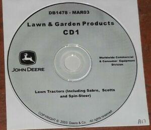 John Deere 130 160 165 170 175 180 185 Traktor Technisch Service Repair Manuell
