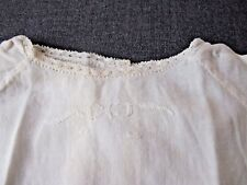 Antique Embroidery Ribbons In Bow Lace Rims Cotton Shirt Baby Dolls 2