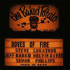 DOVES OF FIRE @LIVE 2-CDs Steve Lukather,Toto,Jeff Beck,Billy Cobham,Miles Davis