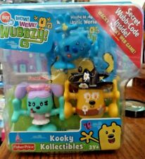 WOW WOW WUBBZY KOOKY KOLLECTIBLES DAISY EGGY & FISHY FUN M8051  *new*