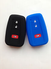 2pcs Fob Remote Key Case Cover for 2015 Toyota Prius C Land Cruiser Tacoma