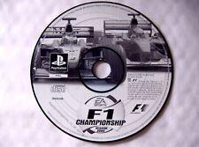 64170 F1 del campeonato temporada 2000-Sony PS1 Playstation 1 (2000) SLES 03110