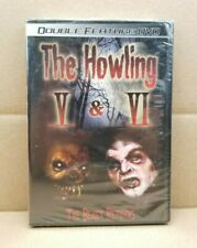The Howling V/The Howling VI (DVD, 2006) Horror Double Feature NEW & SEALED OOP