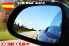 Peugeot gti logo espejos retrovisores  DECALS STICKERS GRAPHICS x 3 EFECTO ACIDO