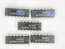 """M74LS164P  """"Original"""" Mitsubishi  14P DIP TTL  IC  5  pcs"""