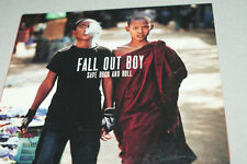 FALL OUT BOY * SAVE ROCK AND ROLL * CD ALBUM * CARDBOARD SLIPCASE SLEEVE