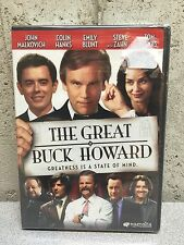 The Great Buck Howard (DVD, 2009) - Brand New