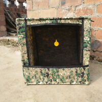 Catapult Hunting Recycle Ammo Slingshot Target Box Practice Target Portable Box