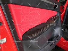 JDM Red Recaro Racing Seat Cover Door Panel Armrest Decoration Material 2Mx1.6M