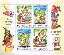 2010 Roemenië blok 467 I Europa CEPT kinderboeken