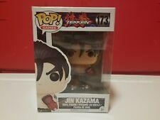 Funko Pop! Games: Tekken- Jin Kazama (#173)