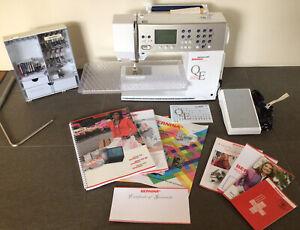 Bernina Aurora 440 QE Sewing Machine As New Condition
