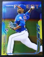 2014 Finest #26 Rafael Montero RC - NM-MT