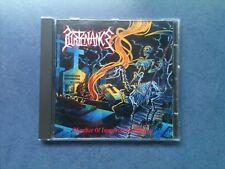 Purtenance-member of Immortal Damnation-CD Spain 1992 - 1 Press/rareza!!!