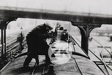 FANTOMAS Louis FEUILLADE Navarre Juve Film GAUMONT Photo 1913
