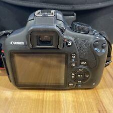 Canon EOS Rebel T5 / EOS 1200D 18.0MP Digital SLR Camera - 2 lenses