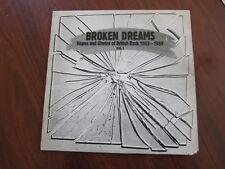 Broken Dreams 1 lp Freakbeat Skip Bifferty Syn Fleur de Lys Attack Flies etc