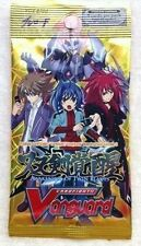 Cardfight Vanguard Awakening of Twin Blades Booster Pack BT05 ENGLISH  5cd/pk