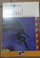 Zorro! Con audiolibro. CD Audio 9788853002198 di Johnston McCulley edito da Cide