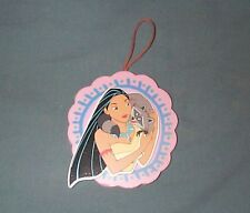 Disney Pocahontas Ornament, Pocahontas with Meeko, Kurt S Adler