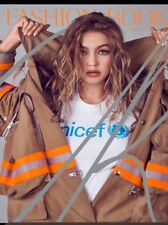 CR FASHION BOOK GIGI HADID FALL/WINTER 2018 Issue 13 CR Fashion Book Gigi Hadid