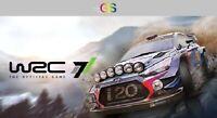 WRC 7 FIA World Rally Championship Steam Key Digital Download PC [Global]