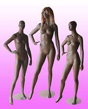 Female Fullbody Mannequin Shop Display Mannequin F139, African Colour