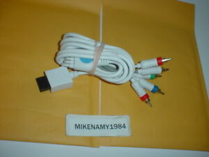 NYKO WHITE COMPONENT HD CABLE for NINTENDO Wii system