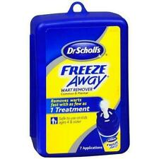 Dr. Scholl's Freeze Away Wart Remover with 7 Applications