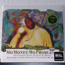 Notorious B.I.G. - Mo Money Mo Problems / Maxi limited Money Green RSD