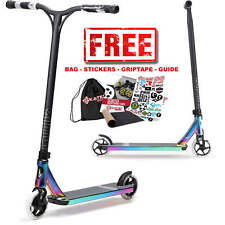 Blunt Envy Prodigy S6 Complete Advanced Stunt Scooter - Oil Slick / Neochrome