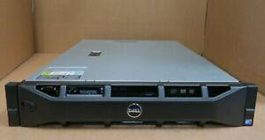 "Dell PowerEdge R510 2 x Quad Core XEON E5506 8GB RAM 2U 8 x 3.5"" Rack Server"