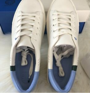Tory Burch Perforated Calf Leather Sneaker 8.5 Size