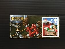 Gb 2010 Xmas 1St Class Single From Smiler Sheet Ls75 Wallace & Gromit #3