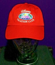 Hat Disney Vacation Club - Walt Disney World - Embroidered - Red